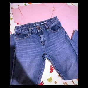 Children place size 8Husky Jeans